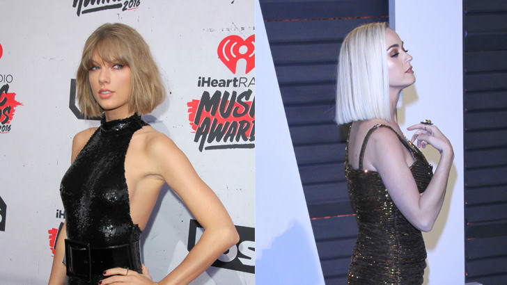 Taylor Swift vs Katy Perry Feud history